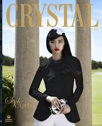 Editor, CRYSTAL. Crown's luxury VIP magazine. 2011-2013